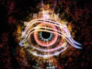 eye of fate