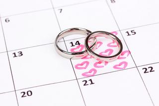 Бородина Ксения, Дата бракосочетания, Развод