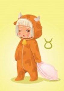 zodiac-sign-taurus-cute-sleepy-kid-1