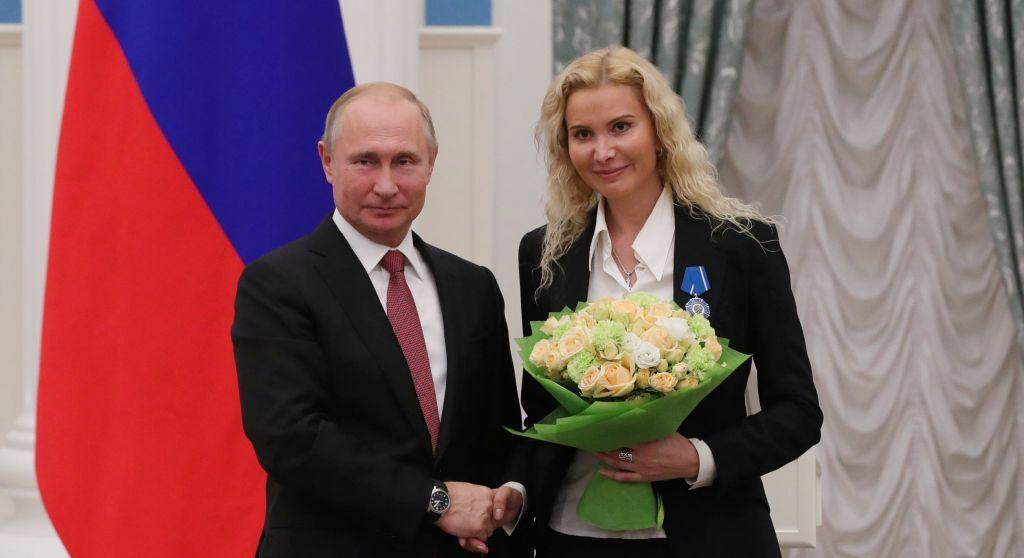 Этери Георгиевна Тутберидзе